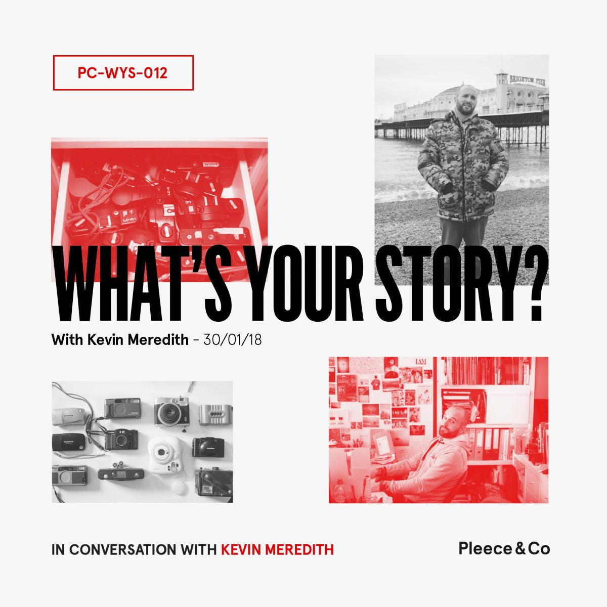 Kevin Meredith What's Your Story?